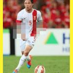 チャン・リンペンがレアル・マドリードに移籍。中国代表のDF。身長と体重