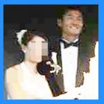 朝日健太郎(元バレー)の嫁と子供の名前。参議院東京擁立。福徳(ジャルジャル)に似てる